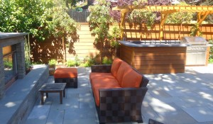 MILL VALLEY – OUTDOOR ROOM