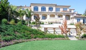 TIBURON – HILLSIDE ESTATE